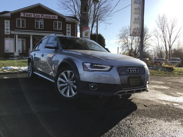 2015 Audi Allroad Premium quattro Leather Seats-Power Liftgate-Power Roof-Heated Front Seats