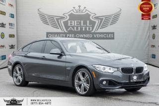 Used 2016 BMW 4 Series 428i xDrive, GRAN COUPE, AWD, NAVI, BACK-UP CAM for sale in Toronto, ON