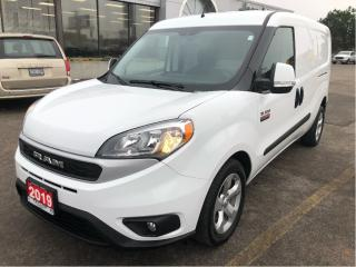 Used 2019 RAM ProMaster City SLT Cargo Van w/Navi, Dual Doors, Partition for sale in Hamilton, ON
