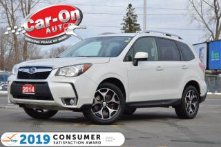 Used 2014 Subaru Forester 2.0XT Touring AWD SUNROOF HTD SEATS LOADE for sale in Ottawa, ON