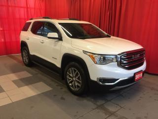 Used 2019 GMC Acadia SLE-2 for sale in Listowel, ON