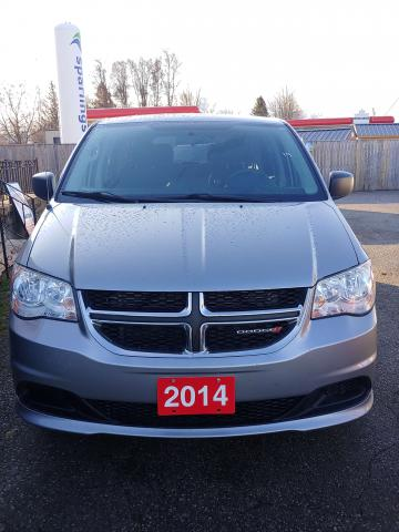 2014 Dodge Grand Caravan SE Absolutely immaculate,low kilometers,new tires, Sto&Go. Financing for all credit situations.