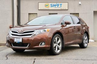 Used 2014 Toyota Venza LE V6 AWD AWD, 20 INCH ALLOY WHEELS, ONE OWNER, LOW KM! for sale in Burlington, ON
