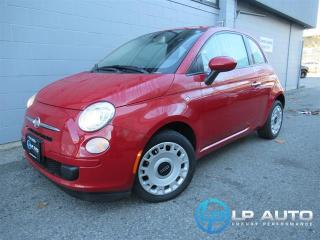 Used 2013 Fiat 500 Pop for sale in Richmond, BC