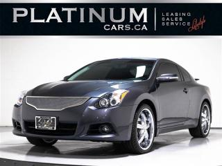 Used 2011 Nissan Altima S, COUPE, PUSH BUTTON, CAMERA, HEATED SEATS, CLEAN for sale in Toronto, ON