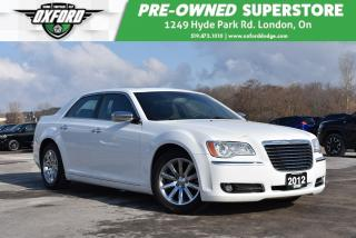 Used 2012 Chrysler 300 Limited - Low Kms, Very Clean,  Sunroof for sale in London, ON