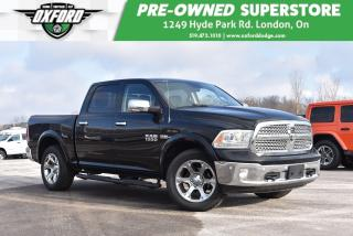 Used 2014 RAM 1500 Laramie - Well Equipped, Well Maintained, Tonneau for sale in London, ON