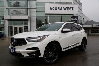 Used 2019 Acura RDX SH-AWD for sale in London, ON