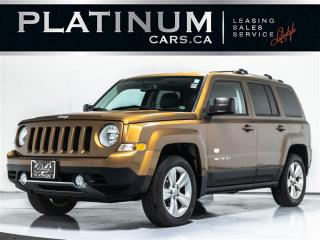 Used 2011 Jeep Patriot LTD, LEATHER INTERIOR, 7-TH ANNI. PKG, SUNROOF for sale in Toronto, ON