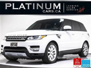 Used 2015 Land Rover Range Rover Sport HSE Limited Edition, AWD, NAV, PANO, HEATED, CAM for sale in Toronto, ON