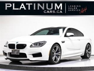 Used 2014 BMW M6 COMPETITION, Dual CLUTCH, NAV, HUD, for sale in Toronto, ON