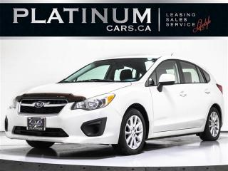 Used 2013 Subaru Impreza PREMIUM PACKAGE, AWD, MANUAL, HEATED SEATS for sale in Toronto, ON