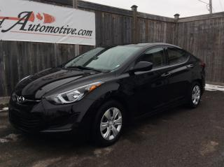 Used 2015 Hyundai Elantra L   Only 18000 Kms for sale in Stittsville, ON