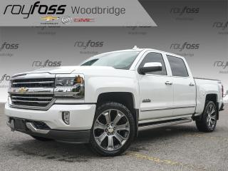 Used 2017 Chevrolet Silverado 1500 High Country, NAV, BOSE, PWR BOARDS for sale in Woodbridge, ON