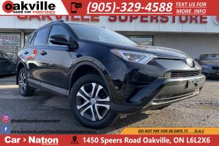 Used 2017 Toyota RAV4 LE | BACKUP CAMERA | TOUCHSCREEN | HEATED SEATS for sale in Oakville, ON