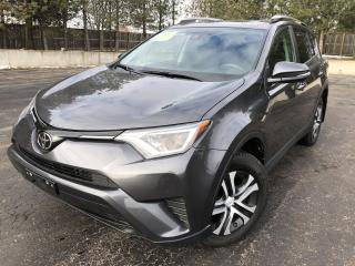 Used 2017 Toyota RAV4 LE AWD for sale in Cayuga, ON