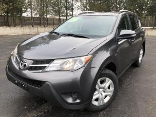 Used 2013 Toyota RAV4 LE FWD for sale in Cayuga, ON