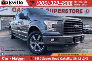 Used 2017 Ford F-150 4WD SUPERCREW | PANO ROOF | NAVI | B/U CAM for sale in Oakville, ON