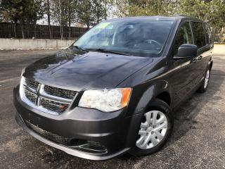 Used 2017 Dodge Grand Caravan SXT FWD for sale in Cayuga, ON