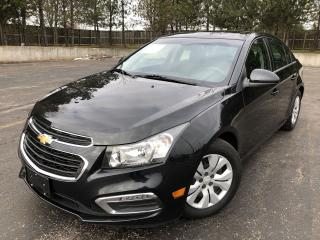 Used 2015 Chevrolet Cruze 1LT FWD for sale in Cayuga, ON