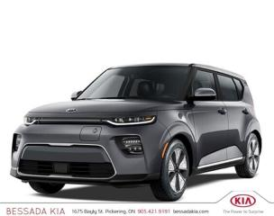 New 2020 Kia Soul EV Limited for sale in Pickering, ON