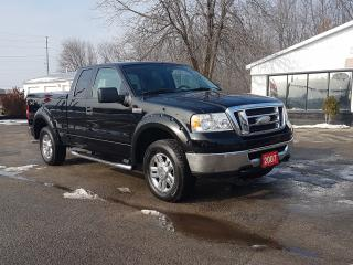 Used 2007 Ford F-150 XLT for sale in Barrie, ON
