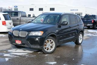 Used 2013 BMW X3 2.8i X3 2.8i for sale in London, ON