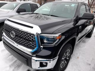 Used 2019 Toyota Tundra 4X4 Double Cab SR5 Plus 5.7L for sale in Québec, QC