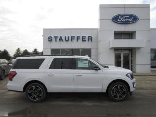 New 2020 Ford Expedition Limited MAX for sale in Tillsonburg, ON