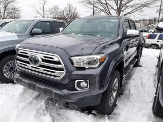 Used 2019 Toyota Tacoma Ltd V6 4x4 Double for sale in Québec, QC