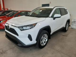 Used 2020 Toyota RAV4 AWD LE for sale in Québec, QC