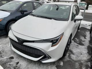 Used 2019 Toyota Corolla Hatchback XSE for sale in Québec, QC