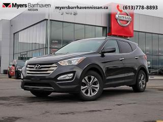 Used 2016 Hyundai Santa Fe Sport PREMIUM  - $108 B/W for sale in Nepean, ON