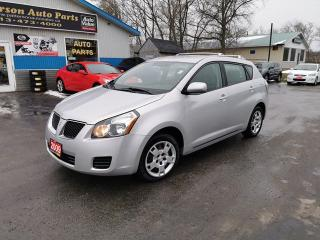 Used 2009 Pontiac Vibe for sale in Madoc, ON