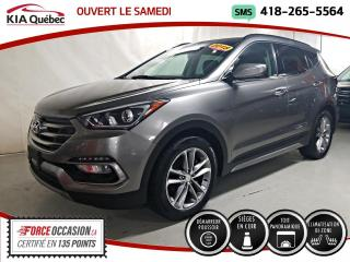Used 2018 Hyundai Santa Fe Sport 2.0T* SE* AWD* TOIT PANO* CUIR* for sale in Québec, QC