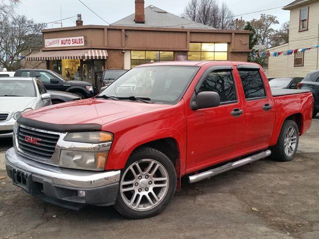 2007 GMC Canyon SLE 2WD Locally Owned Really Sharp w/Low Km's!!!