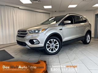 Used 2017 Ford Escape SE, Gr. Électrique, A/C, Automatique for sale in Sherbrooke, QC