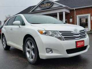 Used 2011 Toyota Venza AWD, Leather Heated Seats, NAV, Back Up Cam, Power Gate for sale in Paris, ON