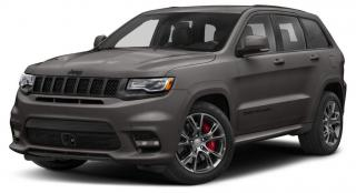 New 2020 Jeep Grand Cherokee SRT for sale in Surrey, BC