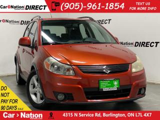 Used 2008 Suzuki SX4 JX| AS-TRADED| ONE PRICE INTEGRITY| for sale in Burlington, ON