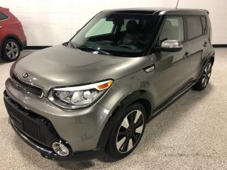 Used 2016 Kia Soul SX Luxury heated leather seats, heated steering wheel , panoramic roof, and lots more ... for sale in Calgary, AB