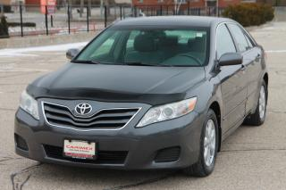 Used 2011 Toyota Camry LE Bluetooth | Power Seats | LOW KMs | ONLY 105K | CERTIFIED for sale in Waterloo, ON