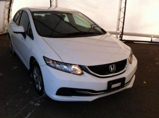 Used 2015 Honda Civic LX HEATED SEATS, HANDSFREE CALLING, POWER WINDOWS/LOCKS/MIRRORS for sale in Ottawa, ON
