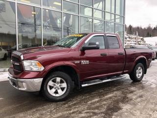 Used 2017 RAM 1500 Cabine quad OUTDOORSMAN CAMERA DE RECULE for sale in Ste-Agathe-des-Monts, QC