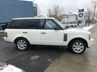 Used 2007 Land Rover Range Rover HSE for sale in Ste-Thérèse, QC