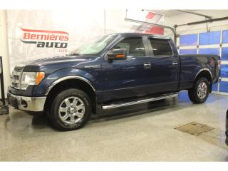 Used 2013 Ford F-150 XLT XTR SUPER CREW 5.0L for sale in Lévis, QC