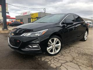 Used 2016 Chevrolet Cruze Premier RS | Nav | Leather | Sunroof | Htd Seats for sale in St Catharines, ON