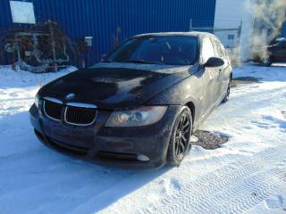 Used 2007 BMW 3 Series Berline 4 portes 328i, Traction arrière for sale in St-Eustache, QC