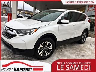 Used 2019 Honda CR-V LX UN SEUL PROPRIÉTAIRE, BAS KILO for sale in Île-Perrot, QC