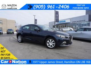 Used 2015 Mazda MAZDA3 GX | HATCHBACK | BLUETOOTH | USB & AUX INPUT for sale in Hamilton, ON